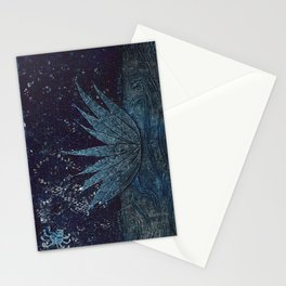 Lotus and the Spider Stationery Cards