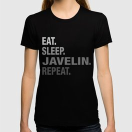 Amazing Eat Sleep Javelin GRAPHIC T-SHIR T-shirt
