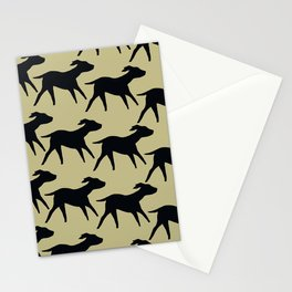 Dogs Design Stationery Cards