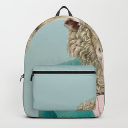 sexy lady sheep Backpack
