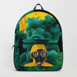 Atomic Stink Bomb Backpack