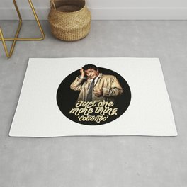 Columbo - TV Shows Rug