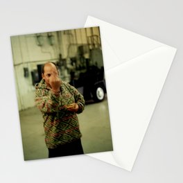 father's memories 4 Stationery Cards