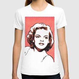 Judy Garland   Pop Art T-shirt