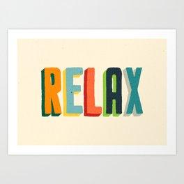 Relax Kunstdrucke