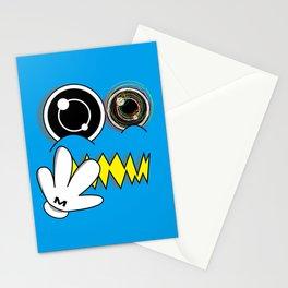 MUTE (Original Characters Art By AKIRA) Stationery Cards