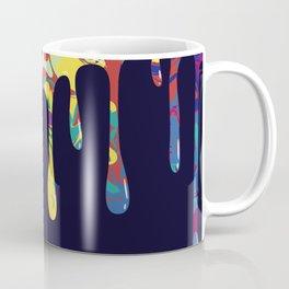 Dripping nebulas Coffee Mug