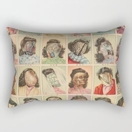 FRIDAY THE THIRTEENTH Rectangular Pillow