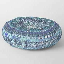 Monterey Mandala Floor Pillow