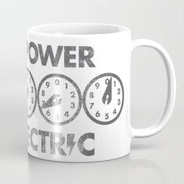 E.G. Electric Indy Power Coffee Mug