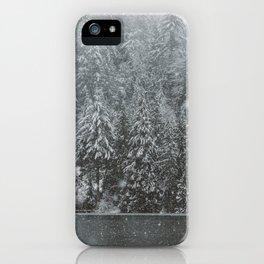 pretty canada eh? iPhone Case