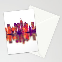Syracuse USA Skyline Stationery Cards