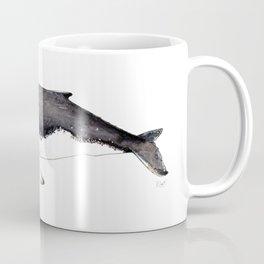 North Atlantic Humpback whale Coffee Mug