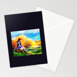 Nausicaa of the Valley of the Wind Stationery Cards
