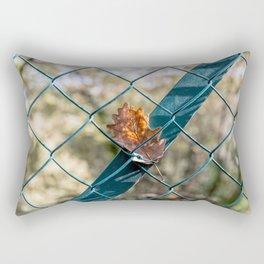 Oak leaf trapped Rectangular Pillow