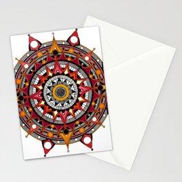 mandala 004 Stationery Cards