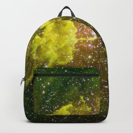 Spider Nebula II Constellation Auriga Space Galaxy Backpack
