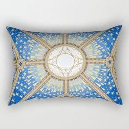 Almudena Cathedral Rectangular Pillow