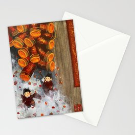 A New Year Stationery Cards
