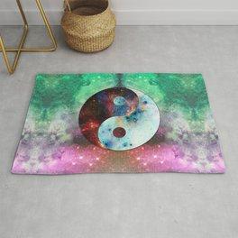 Ying-Yang Galaxy Rug