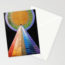 Hilma af Klint - Altarpiece - Digital Remastered Edition Stationery Cards
