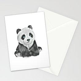 Baby Panda Bear Stationery Cards