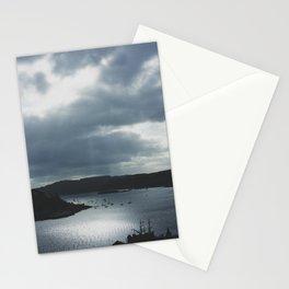 oban, scotland, iii Stationery Cards