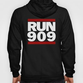 909 Design Run California Gifts 909 Shirt Hoody
