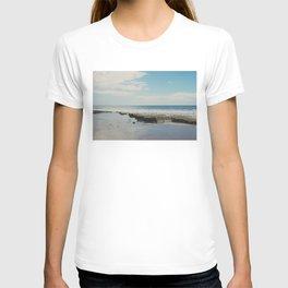Lyme Regis Ocean Photograph T-shirt