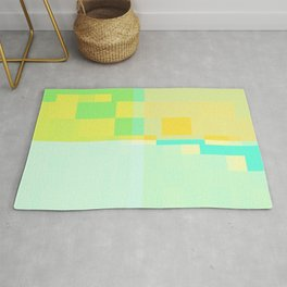 from stream to pond Rug
