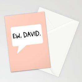 Ew, David. Stationery Cards