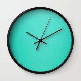Perfect Mint Wall Clock