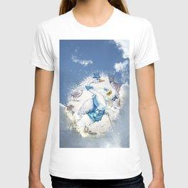 Well-To-Do Gentleman Goose T-Shirt