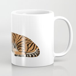 Ice Hockey Tiger Coffee Mug