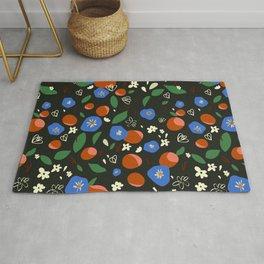 Orange Farm - FV Pattern Collection Rug