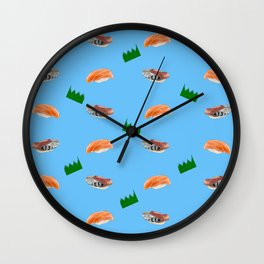 Nigiri Wall Clock