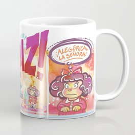 Mafalda (tributo) Coffee Mug