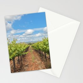 Grapevines Stationery Cards