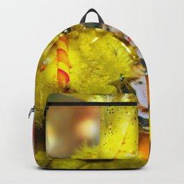 Hufflepuff Christmas - Hannah Backpack