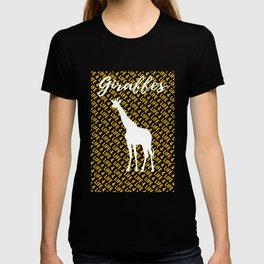 Ruminant Giraffe Shirt T-shirt