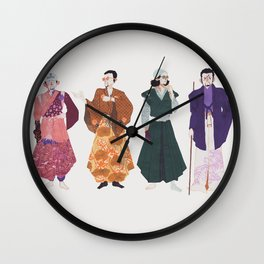 Kaigun Taishō Wall Clock
