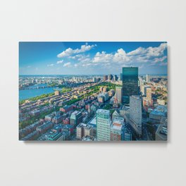 Views from Back Bay 02 Metal Print