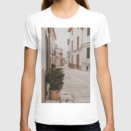 Mallorca | Fine Art Travel photography T-shirt