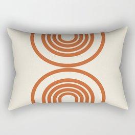 Magical Archs Rectangular Pillow