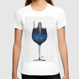 Wine night. T-Shirt