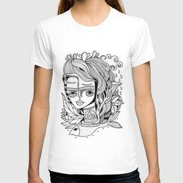 Non-Ballistic Motion T-shirt