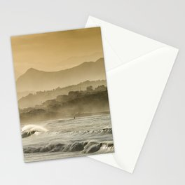 The Best of Both Worlds Stationery Cards