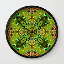 Source of Life 2 Wall Clock