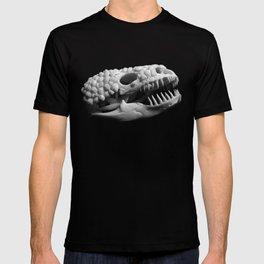 Gila Monster Skull T-shirt