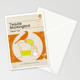 Tequila Mockingbird Stationery Cards